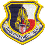 SA-ALC Logo Patch